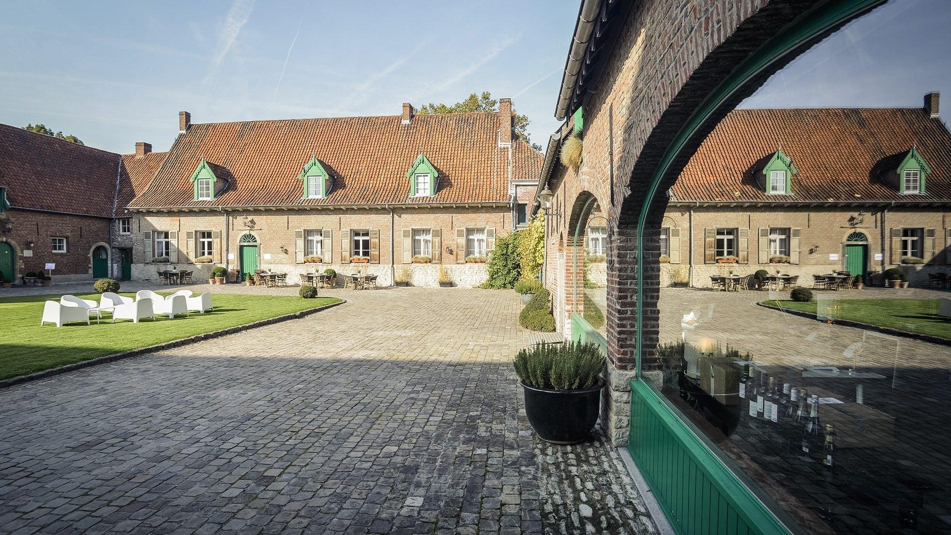 Historiek - Salons de Romree