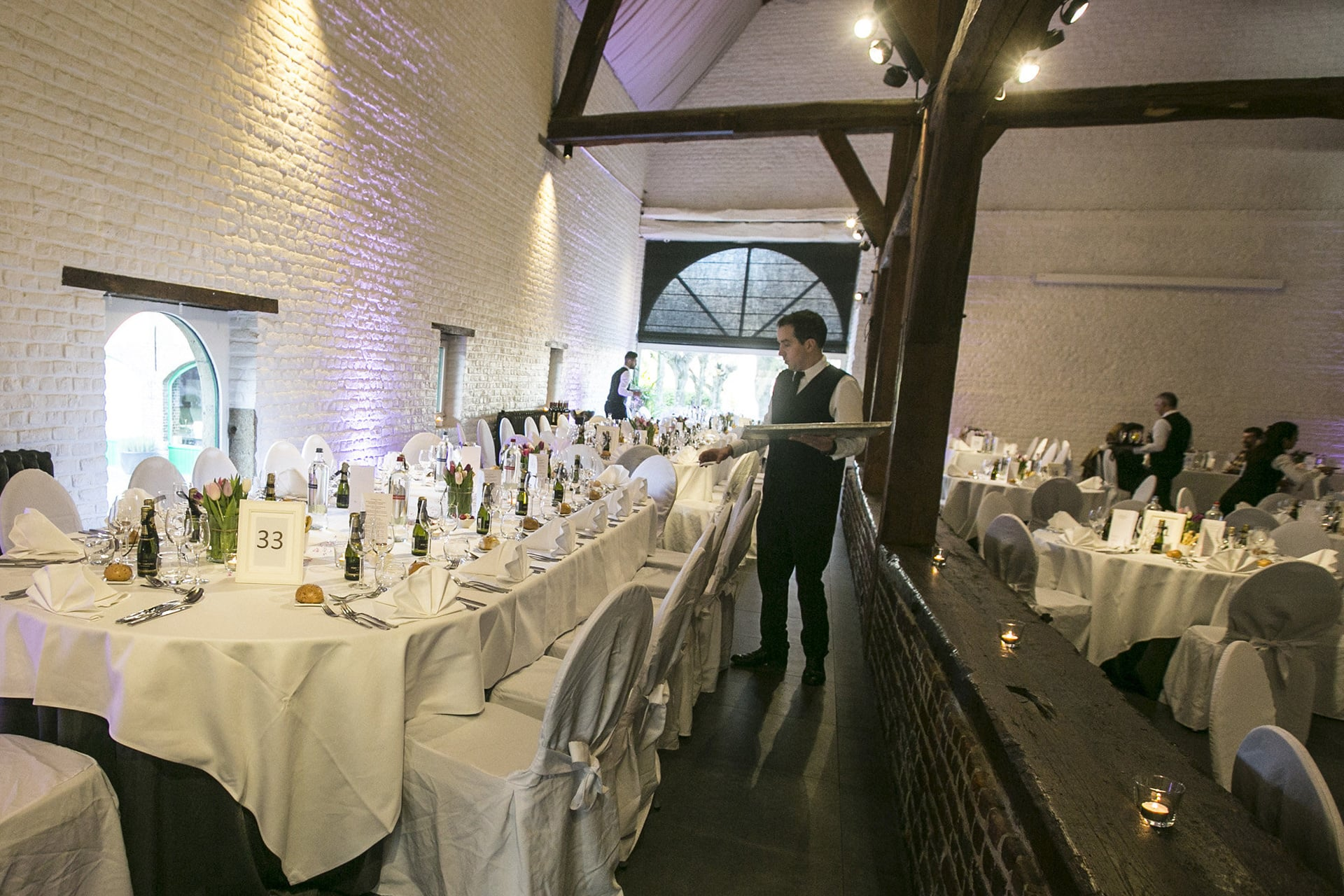 Company celebrations - Salons de Romree