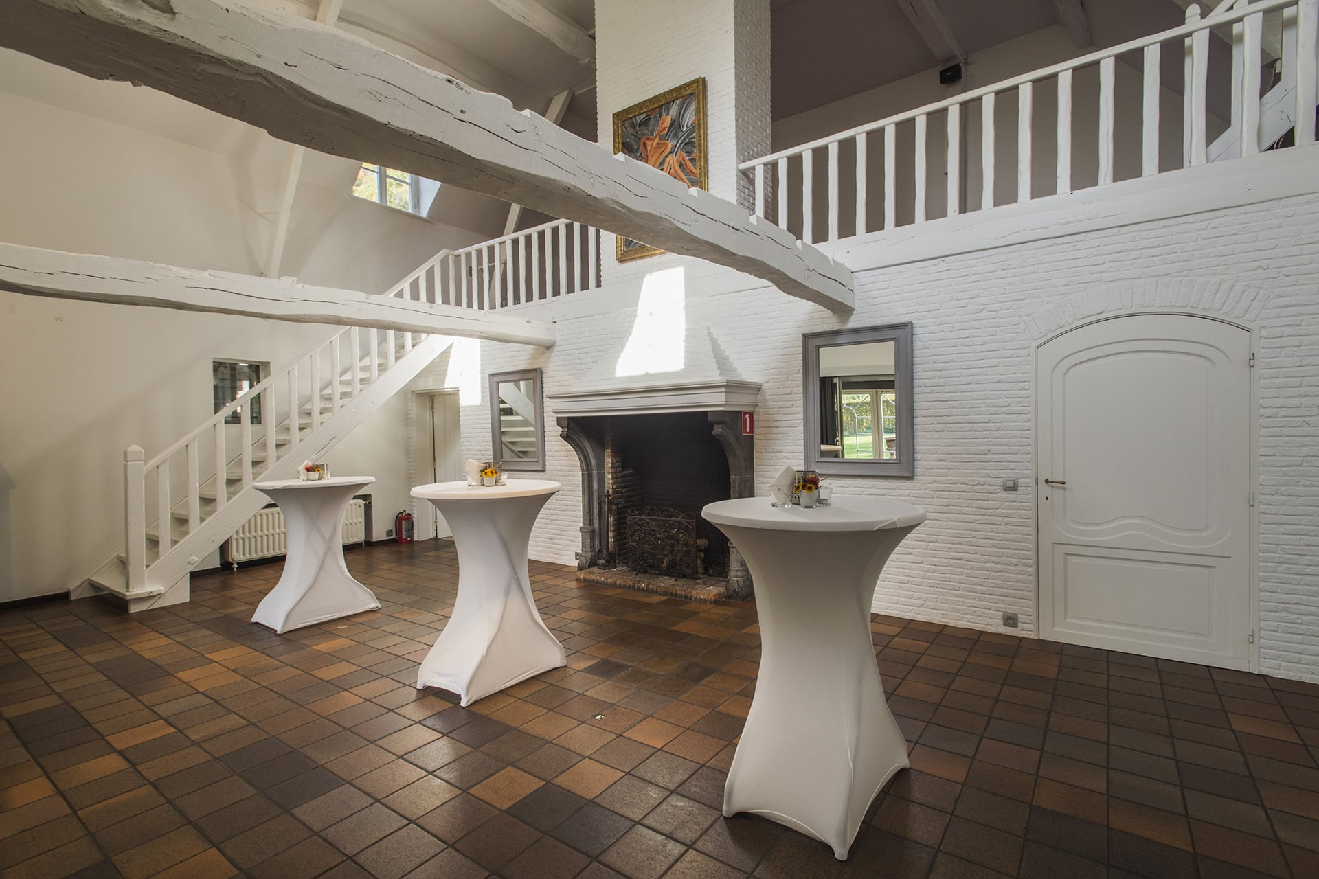 Receptions - Salons de Romree