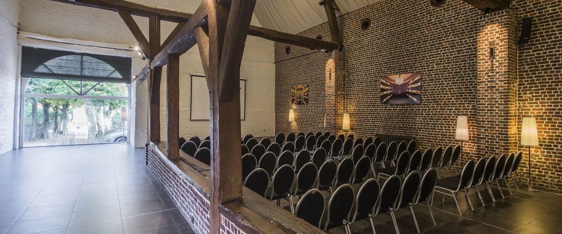 Conférences - Salons de Romree