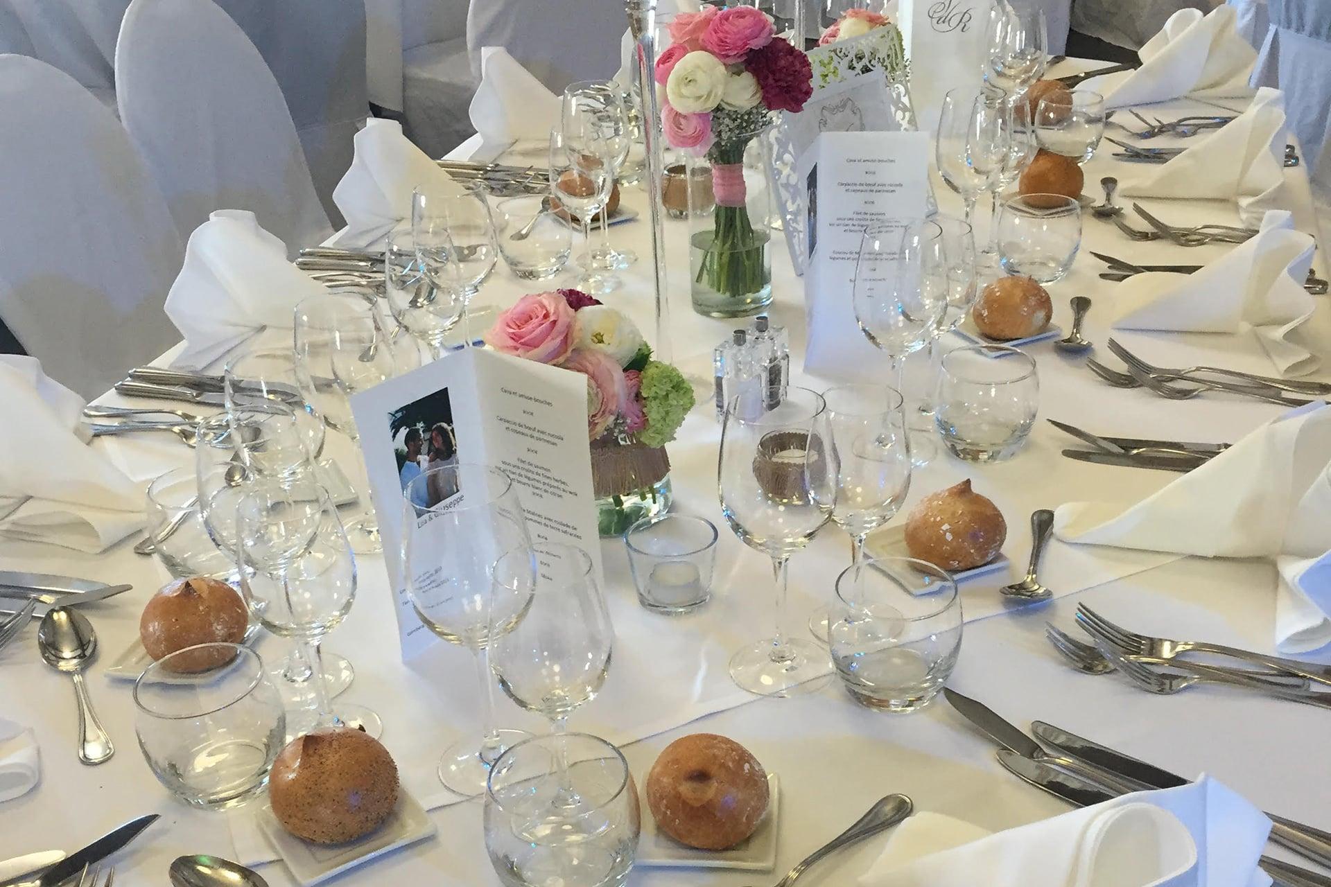 Huwelijksfeesten - Salons de Romree