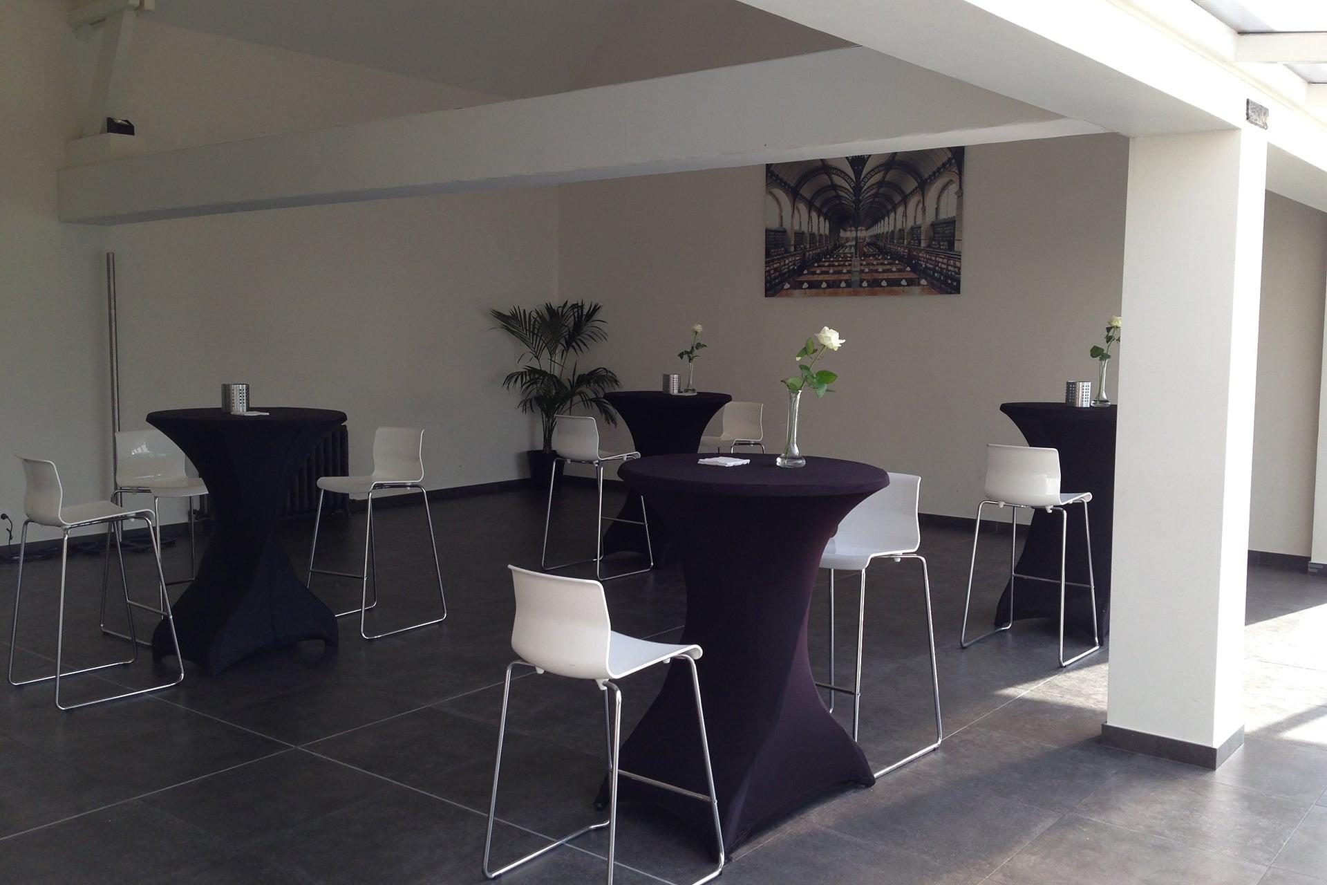 Staff parties - Salons de Romree