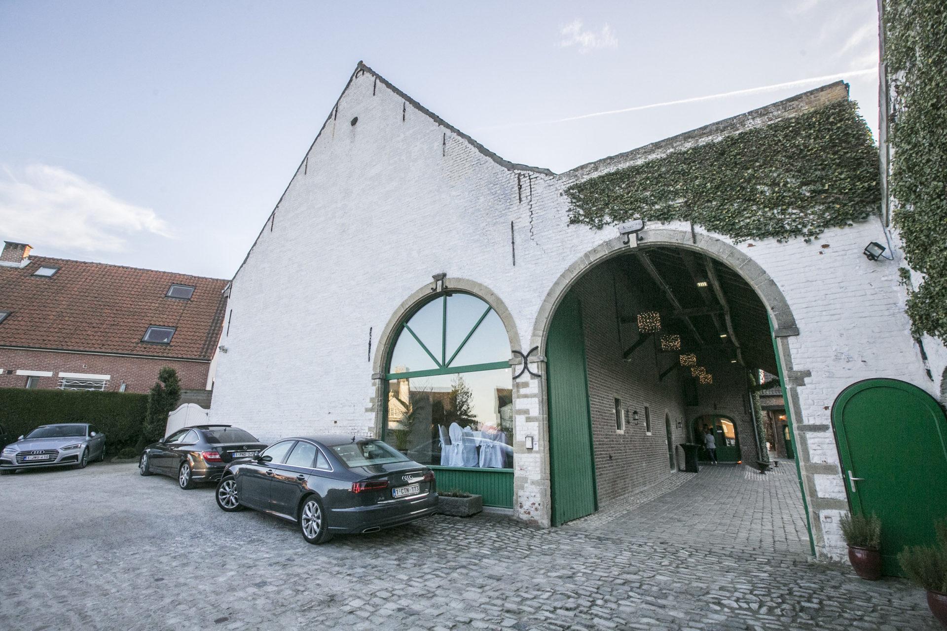 Karrenhuis - Salons de Romree