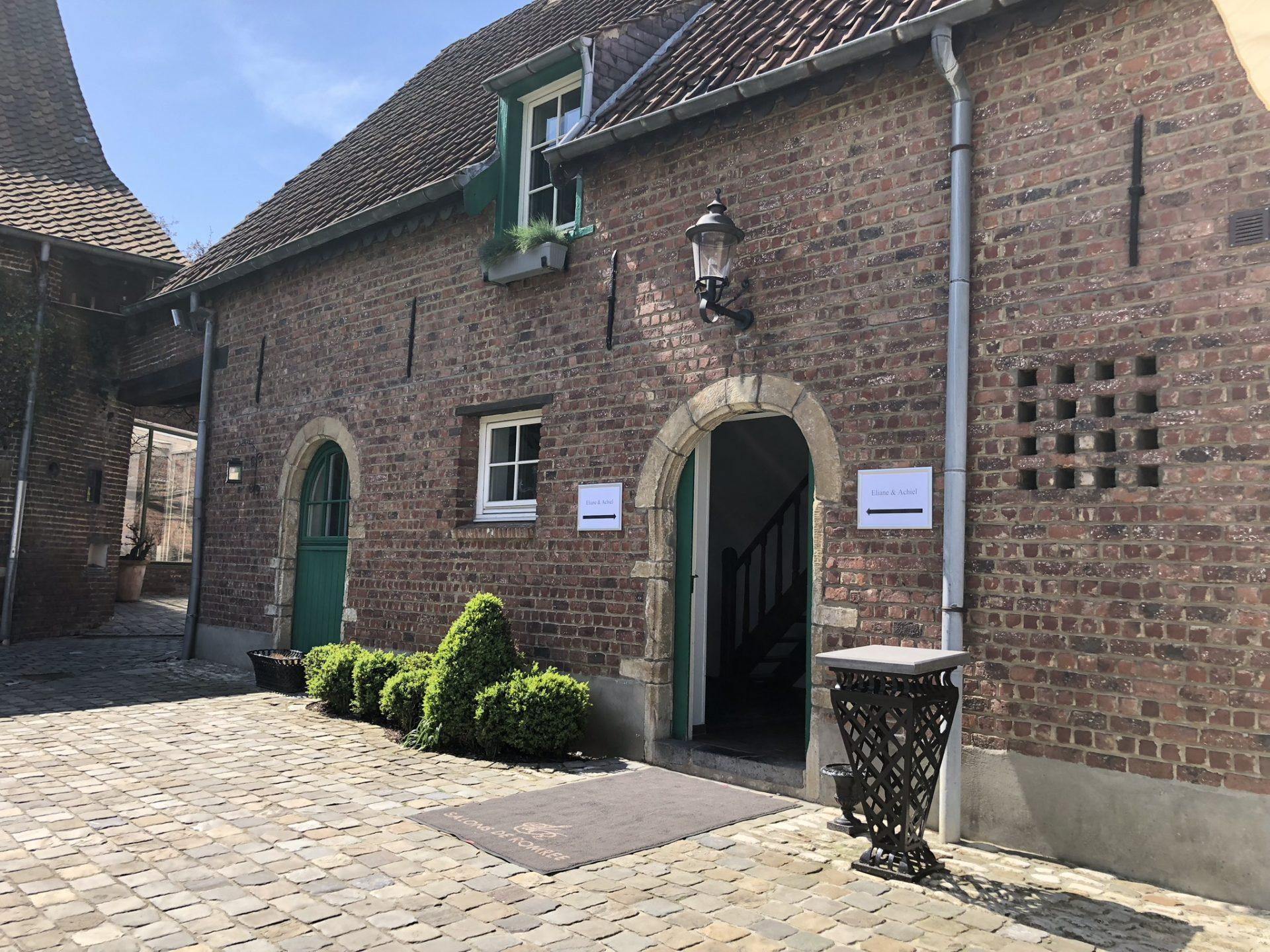 Portiershuis - Salons de Romree
