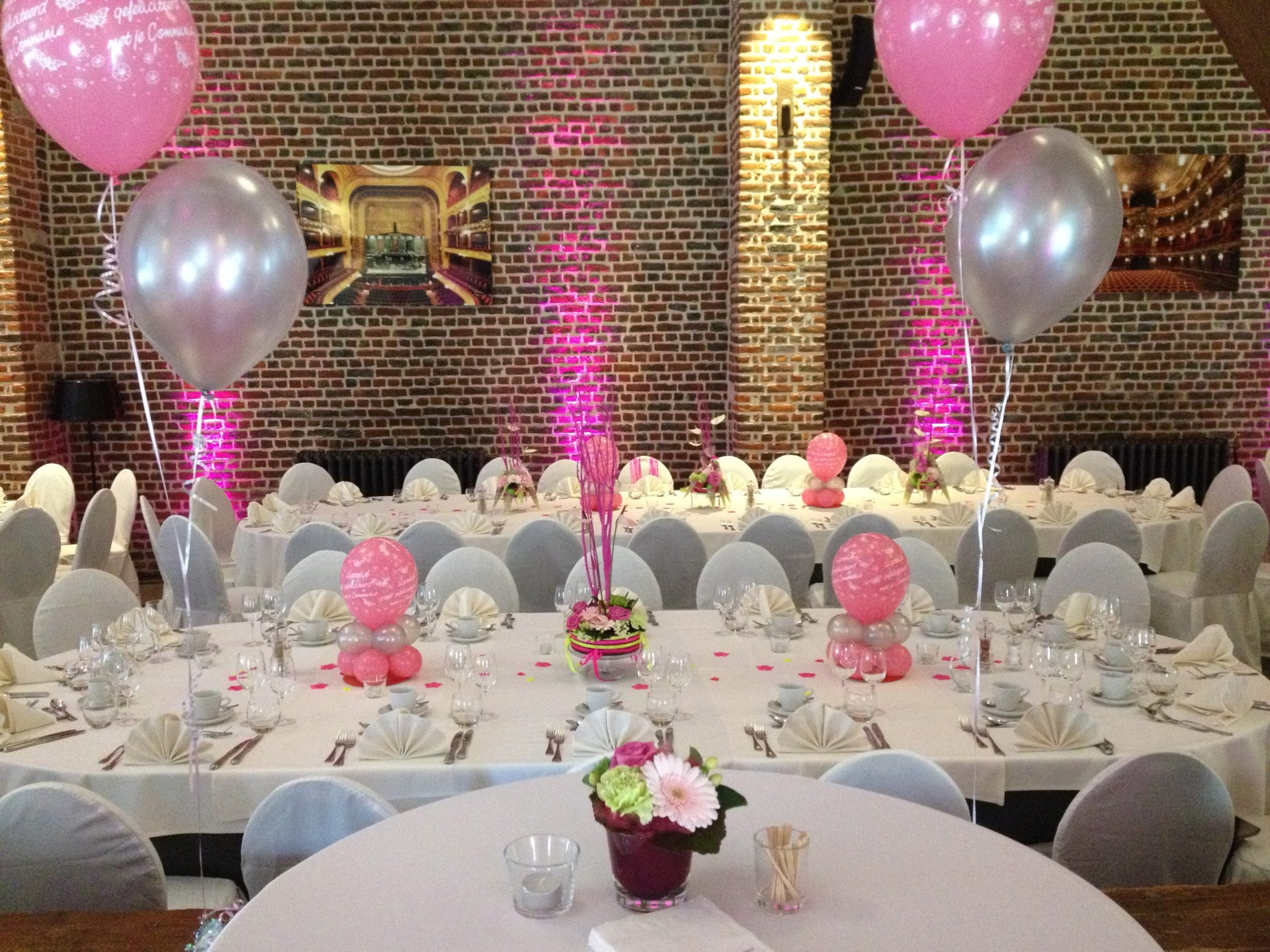 Baby showers - Salons de Romree