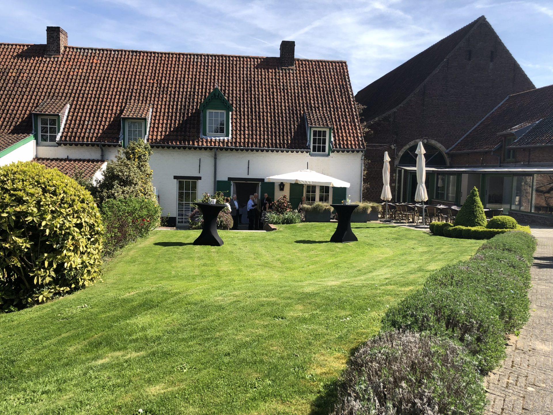 Porter's Lodge - Salons de Romree